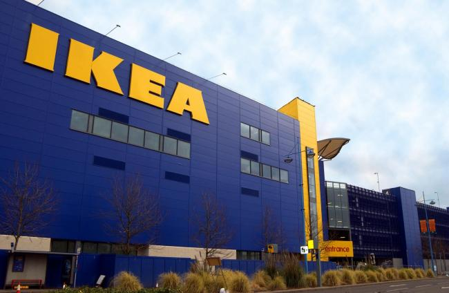 IKEA, one of Southampton's most prominent retailers, is rated among the top companies in the UK to work for