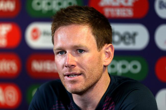 Eoin Morgan's England were beaten by New Zealand after suffering a batting collapse