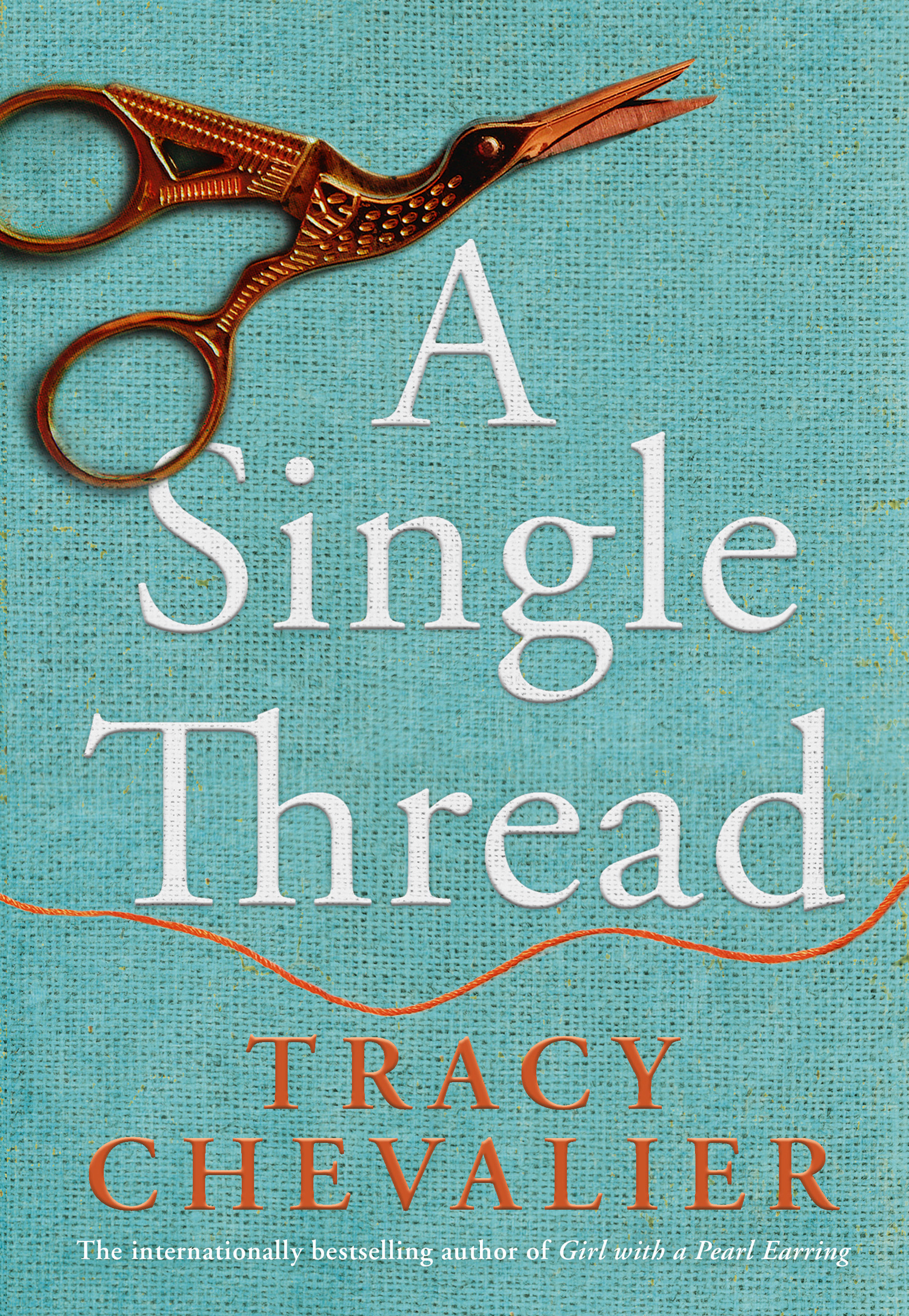 Book Launch: A Single Thread by Tracy Chevalier