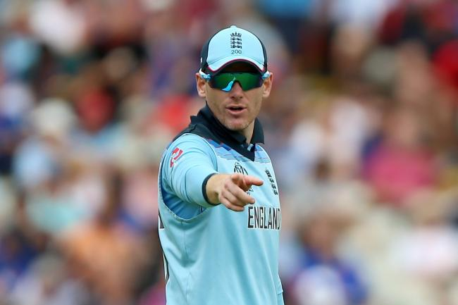 Eoin Morgan led England to the World Cup final