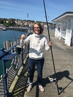 Exclusive 2.5 hr Introduction to Pier Fishing Lesson