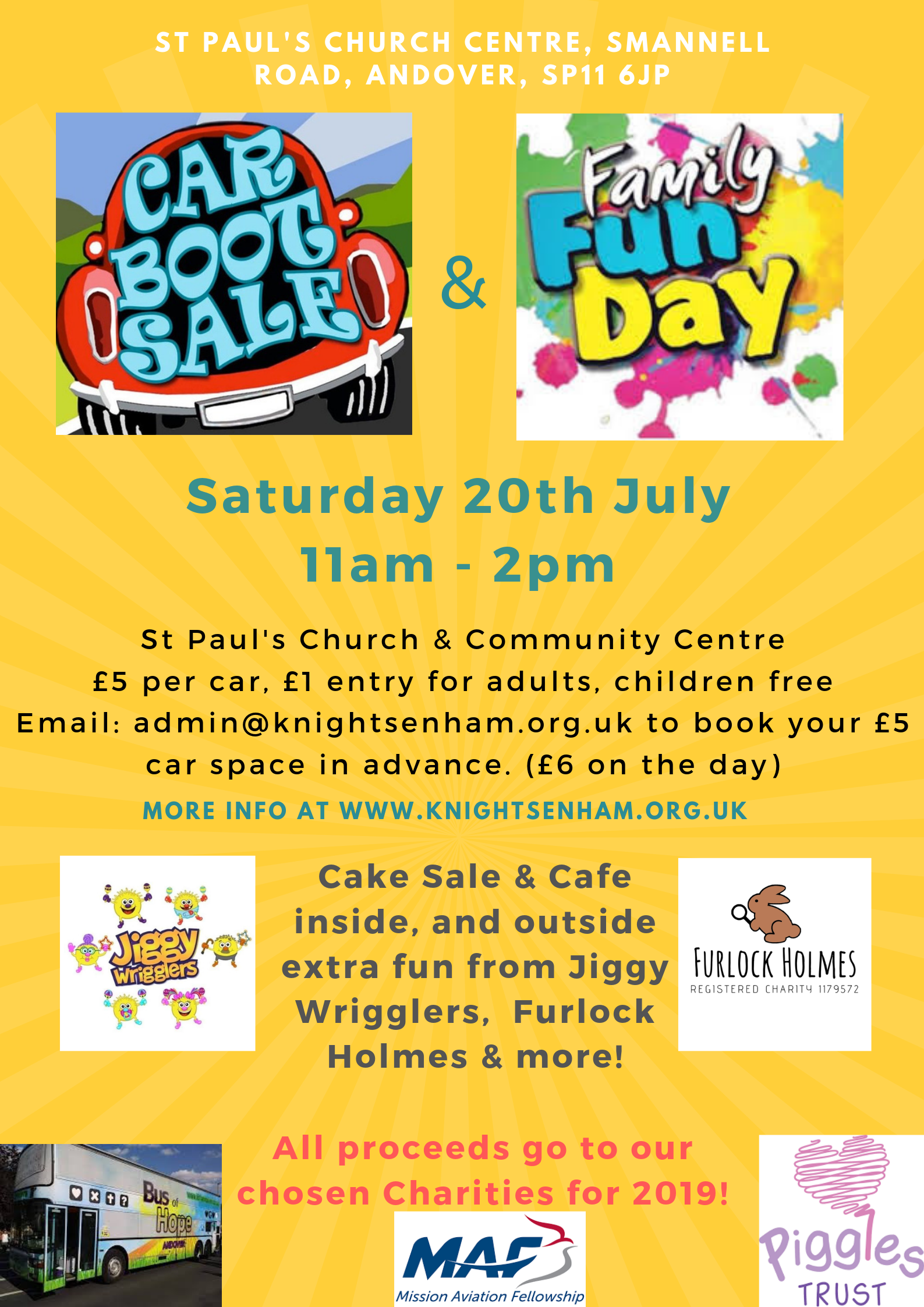 Car Boot & Family Fun Day