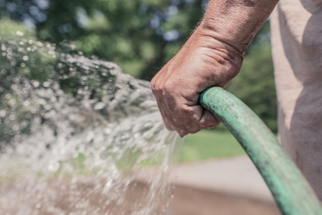 Hosepipe bans could be introduced to further reduce water consumption.
