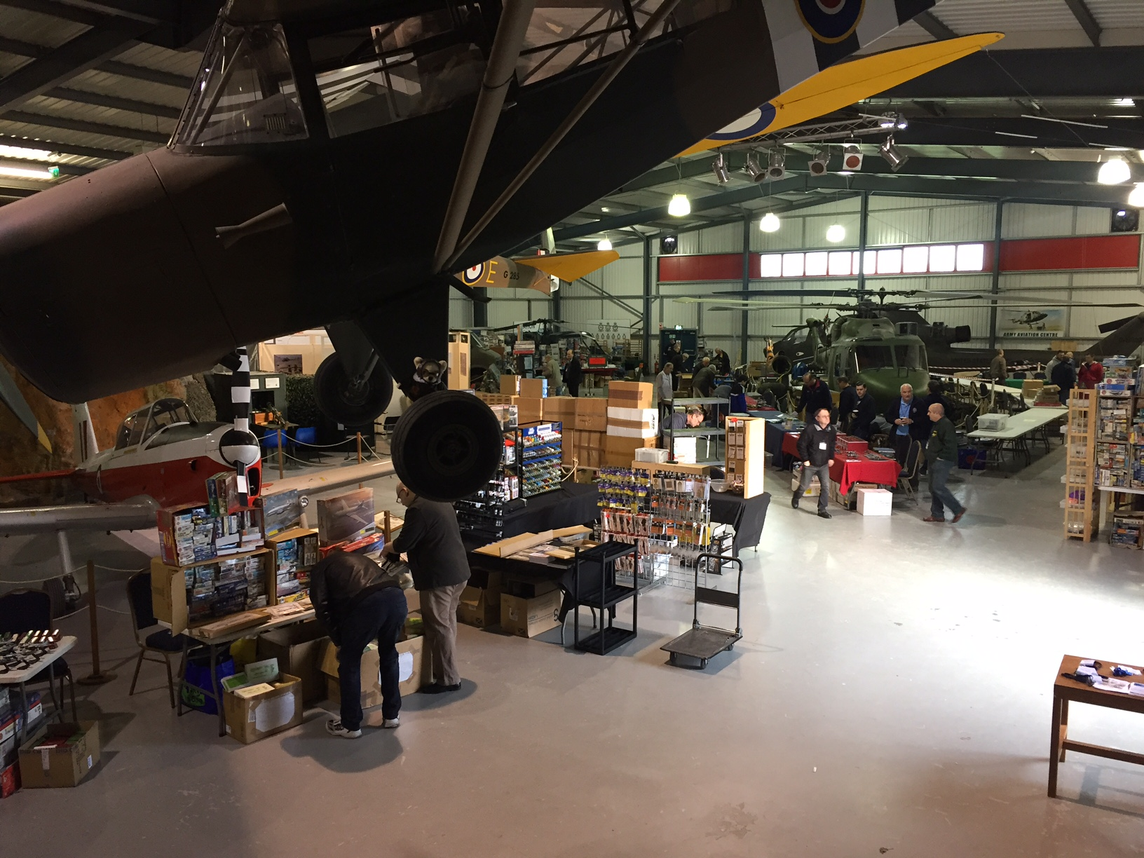 Aircraft Enthusiast Fair and Model Show