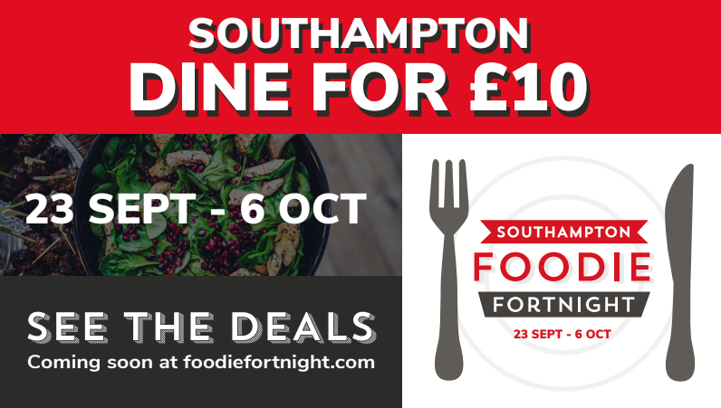 Southampton Foodie Fortnight