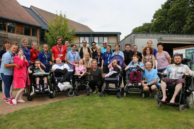Naomi House and Jacksplace has been nominated for a national award
