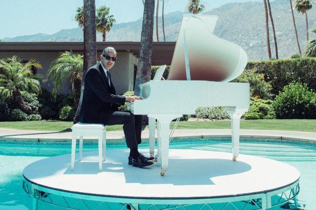 Hollywood star Jeff Goldblum enlists Peaky Blinders composer