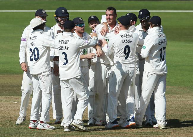 Hampshire finish in highest position for 11 years