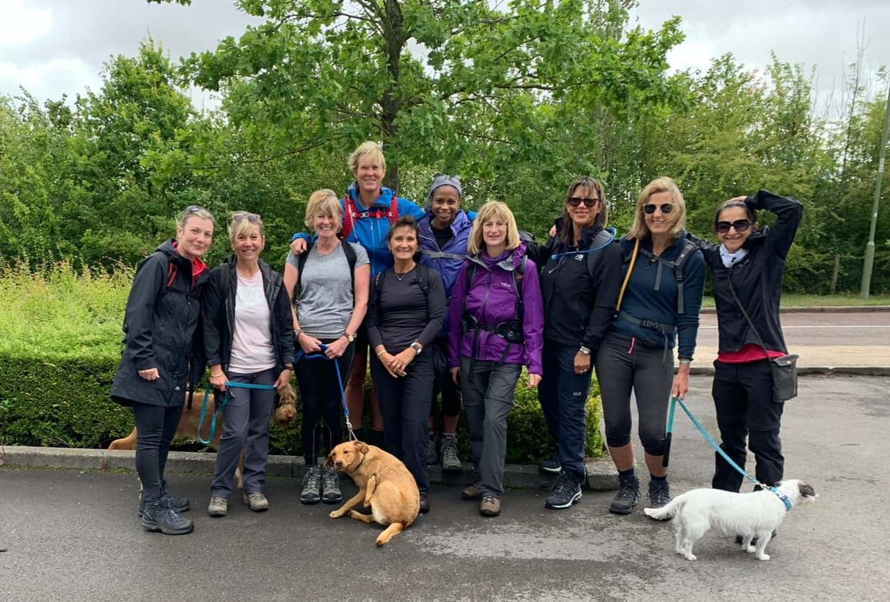 Women ready to take on Kilimanjaro challenge for charities