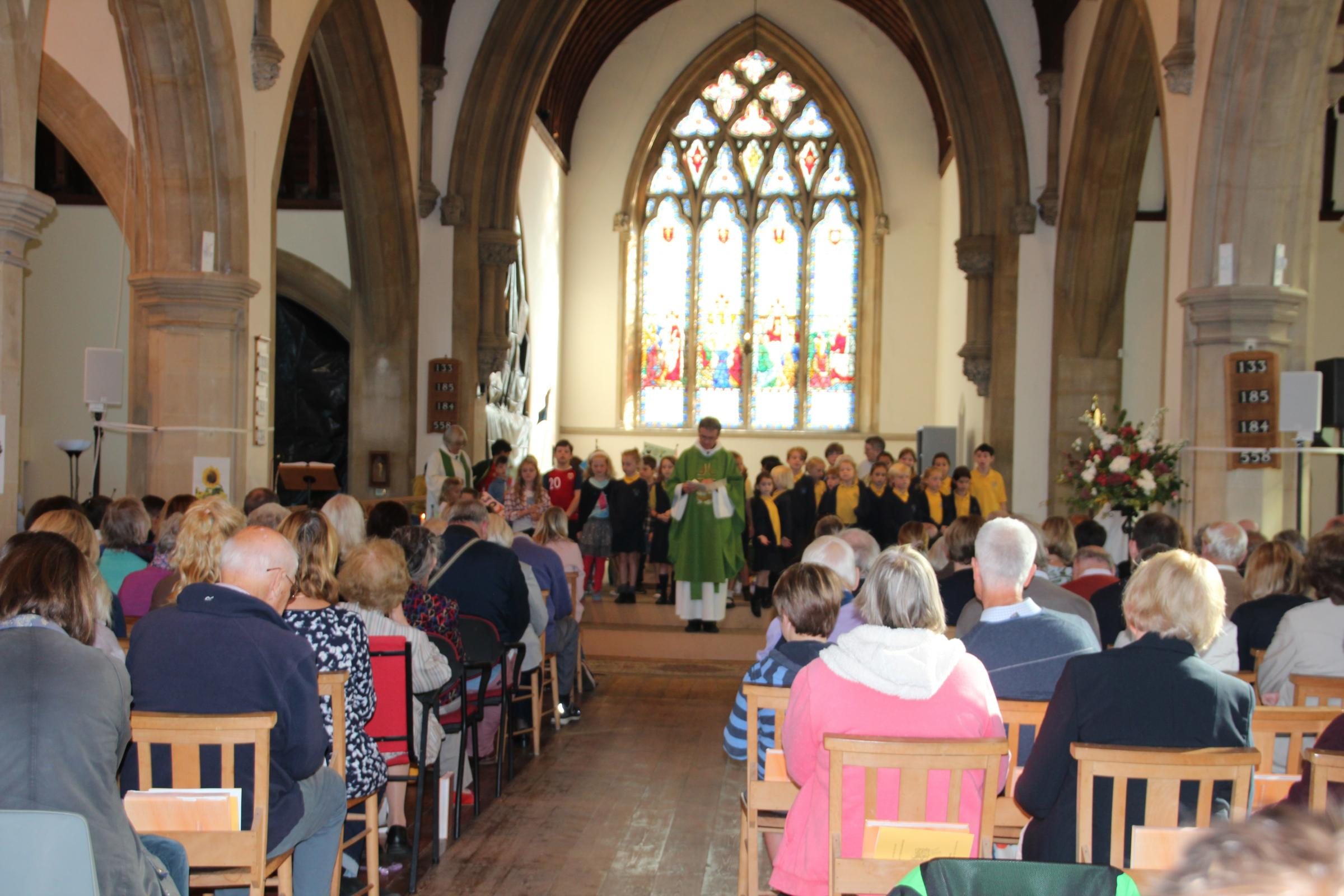 St Paul's Church holds final service ahead of £850,000 transformation project