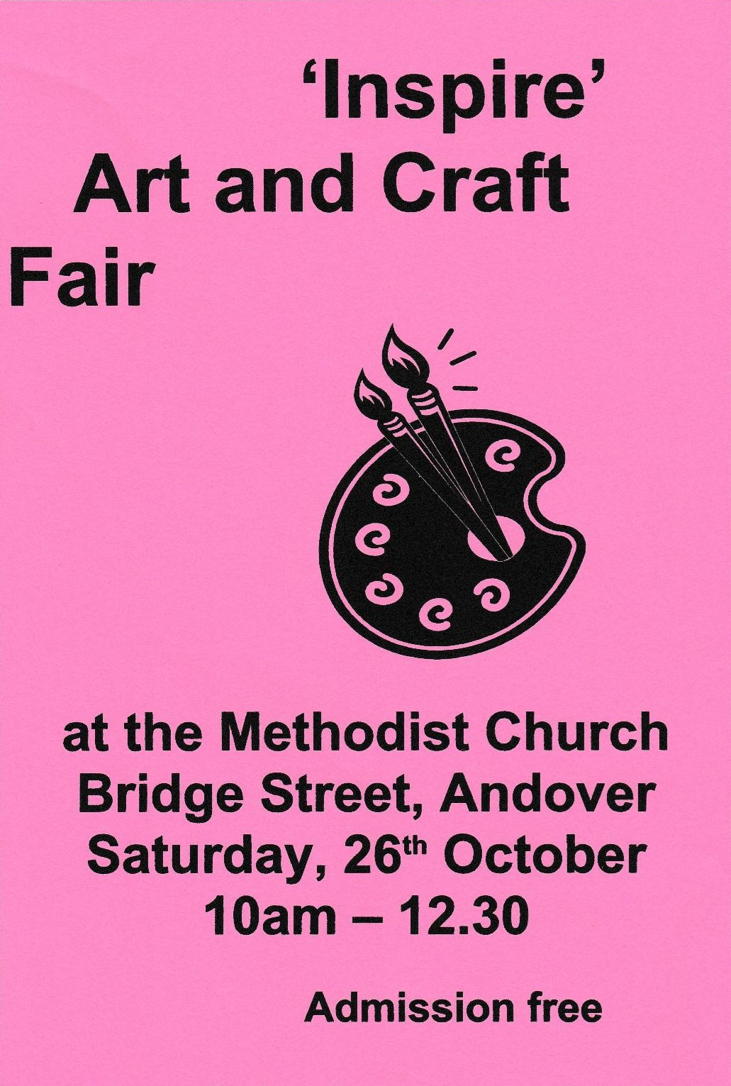 Inspire Art and Craft Fair