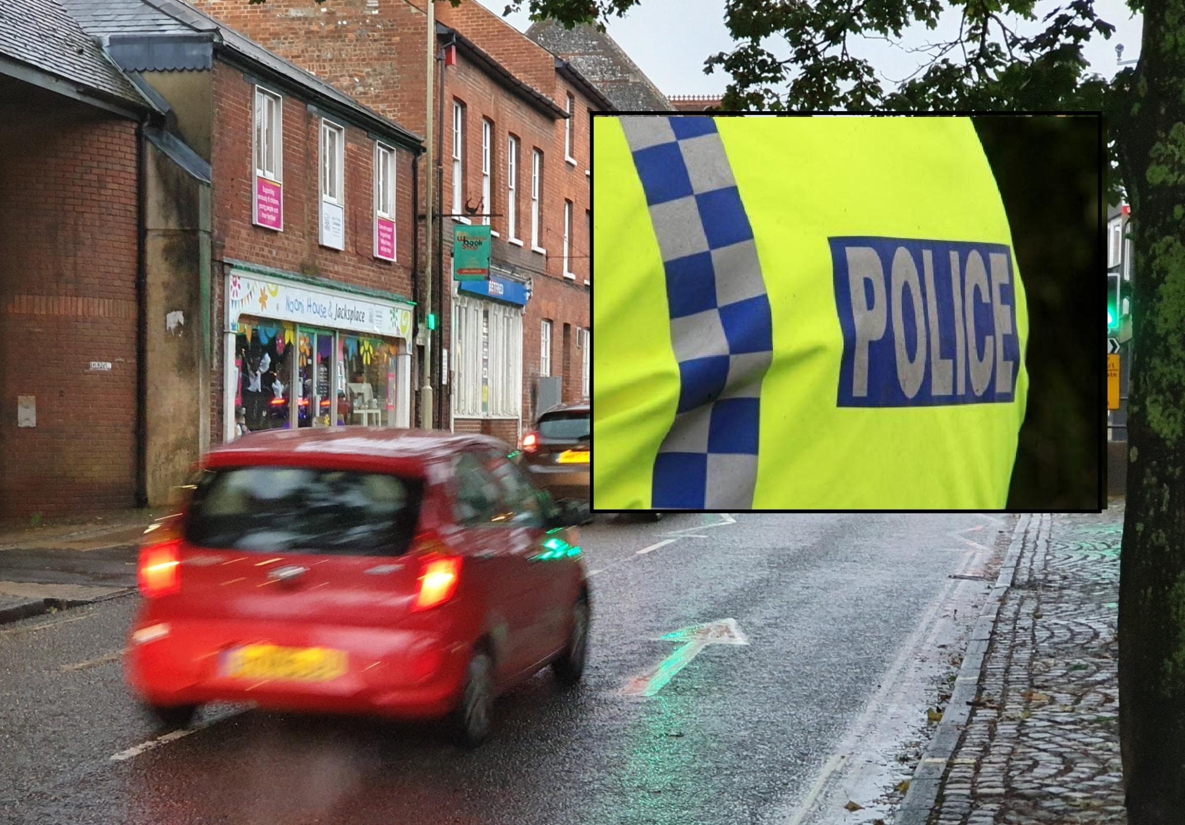 Man arrested on suspicion of attempted rape in relation to Winchester attack
