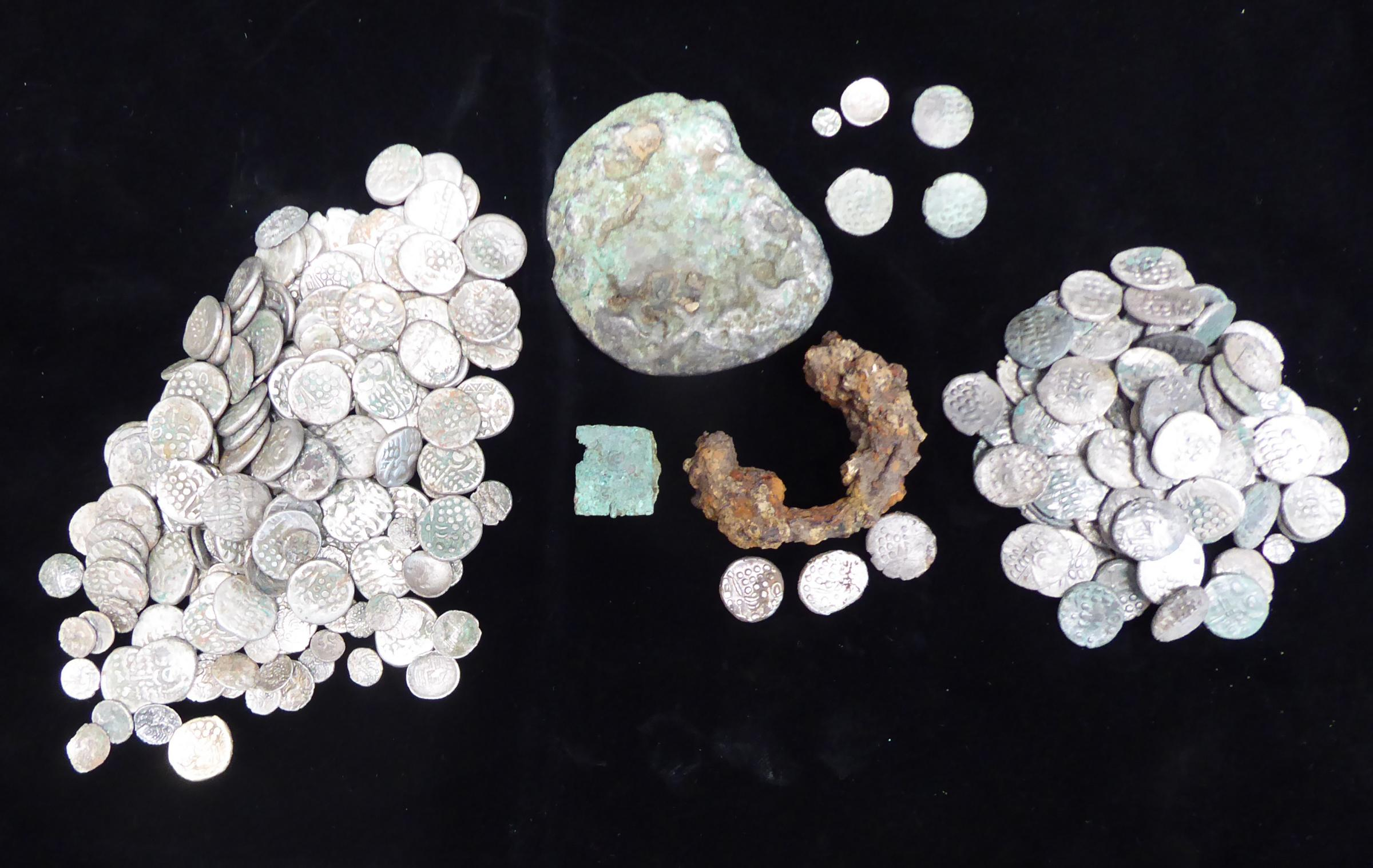Here's how much buried treasure has been found in Hampshire