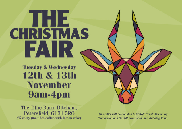 The Watoto Christmas Fair