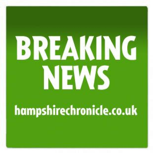 Serious car crash near Winchester closed major road
