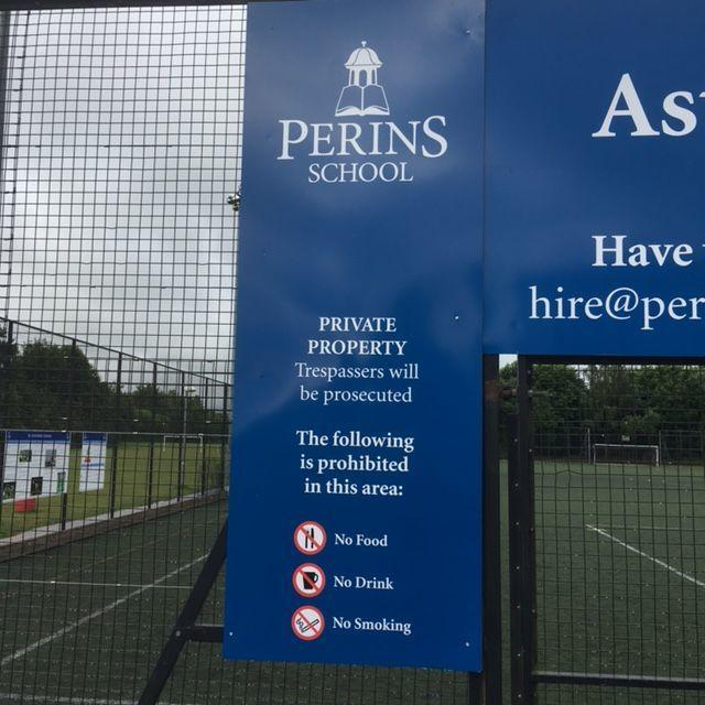 Perins School, Alresford, June 2016.
