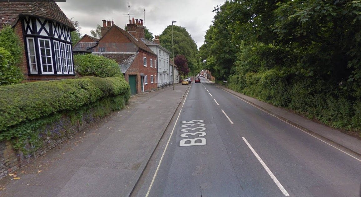 """Motorcyclist suffers """"serious injuries"""" after colliding with car in St Cross Road, Winchester"""