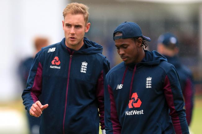 Stuart Broad and Jofra Archer will miss the opening day
