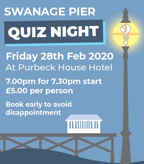 Swanage Pier Quiz Night