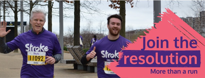 Stroke Association Southampton Resolution Run