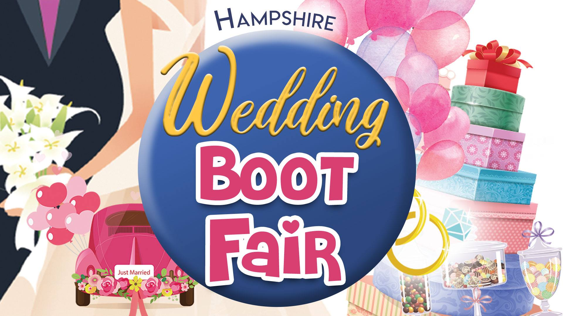 Hants Events Wedding Boot Fair