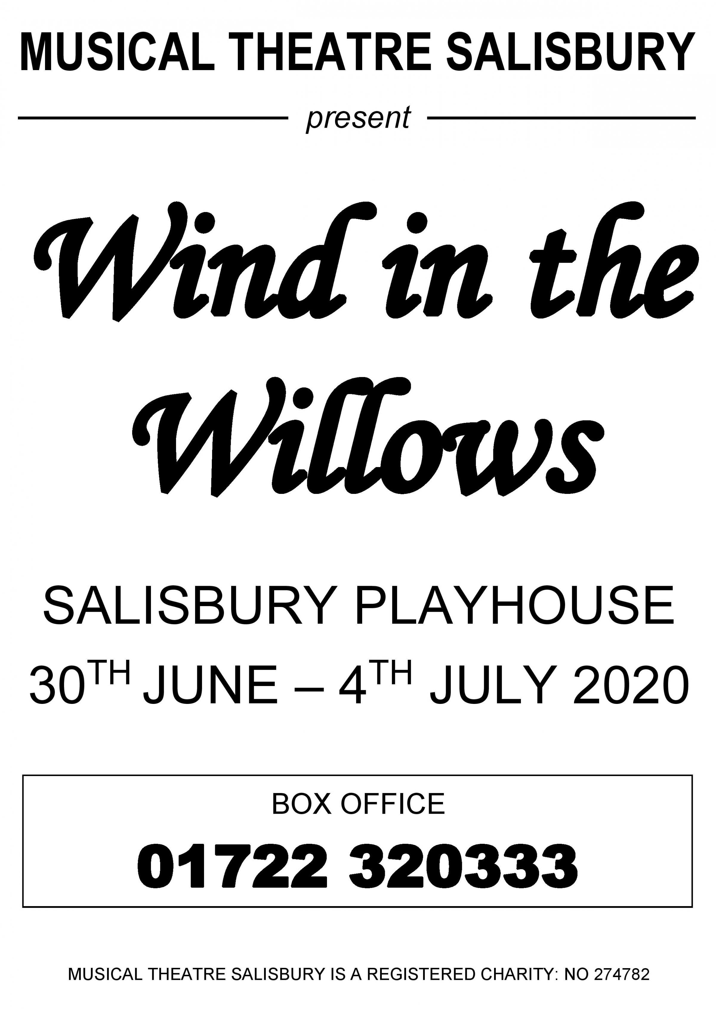 The Wind in the Willows (musical)