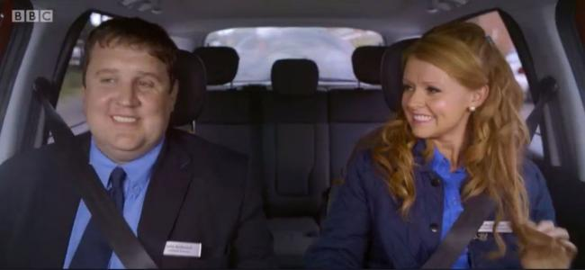 Car Share- credit: BBC.