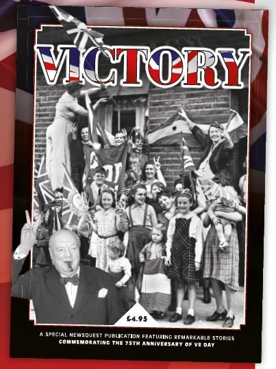 VICTORY by Newsquest for VE Day