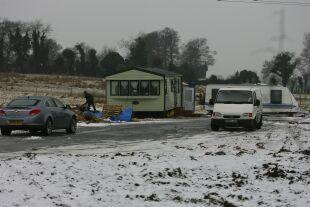 Hampshire Chronicle: Villagers pay up to buy travellers' site