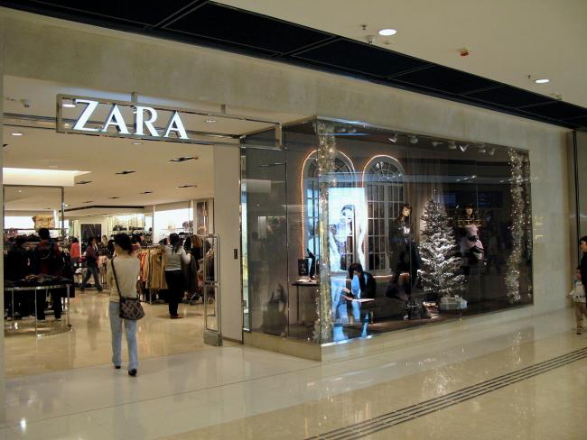 Shoppers are devestated that Basingstoke's Zara branch in Festival Place is permanently closing down
