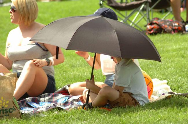 Hot weather on its way this weekend as Winchester set for temperatures of 30C