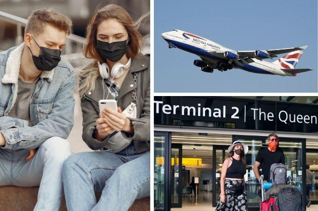 What you need to know about air bridges and travelling abroad this summer