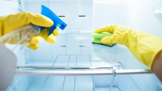 Hampshire Chronicle: It's recommended to deep clean your fridge once a month. Credit: Getty Images / Andrey Popov