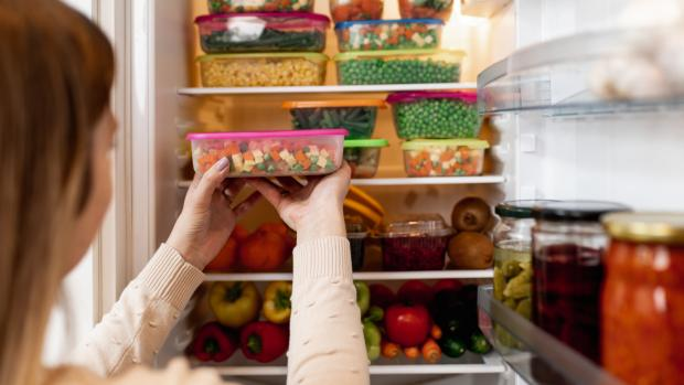 Hampshire Chronicle: Avoid reorganising your fridge too often. Credit: Getty Images / Group4 Studio