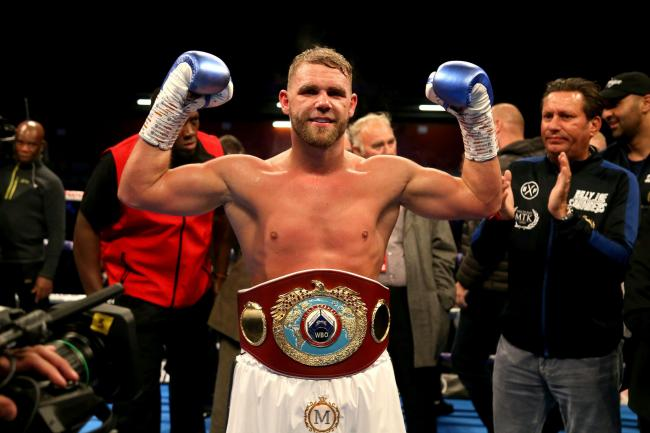 Billy Joe Saunders will make the second defence of his WBO super-middleweight title next month