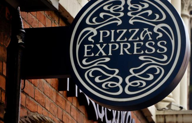 Pizza Express is yet to confirm which restaurants could face closure