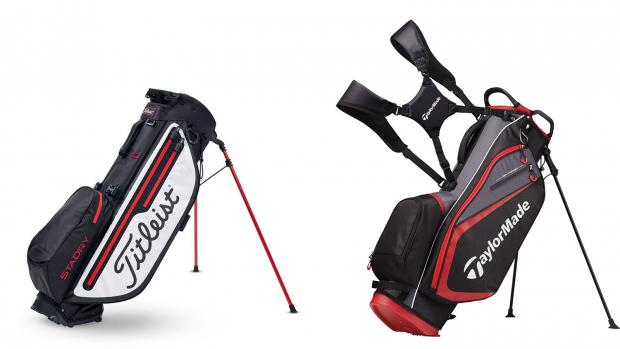 Hampshire Chronicle: Carry the essentials in these roomy bags. Credit: TaylorMade / Titleist