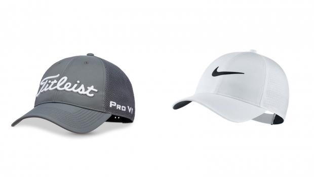 Hampshire Chronicle: Keep the sun out of your eyes with a cap. Credit: Nike / Titleist