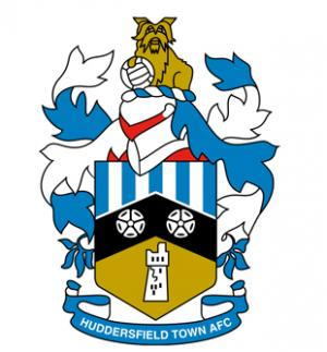 Hampshire Chronicle: Football Team Logo for Huddersfield Town