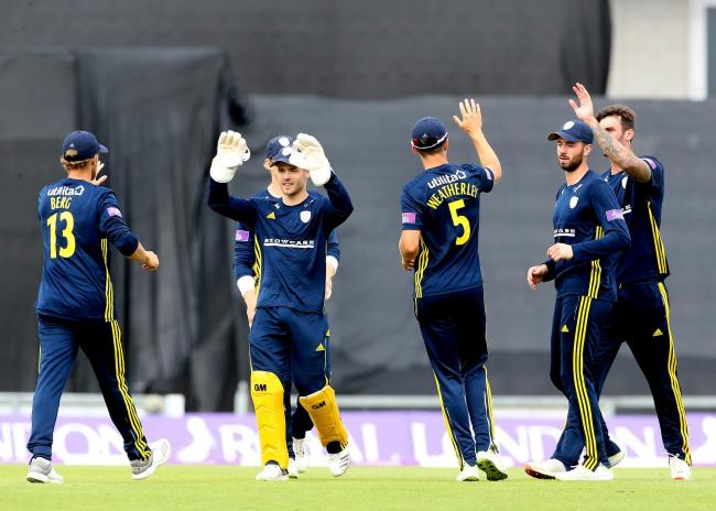 Hampshire's Vitality Blast fixtures have been announced (Picture: Mark Kerton/PA)