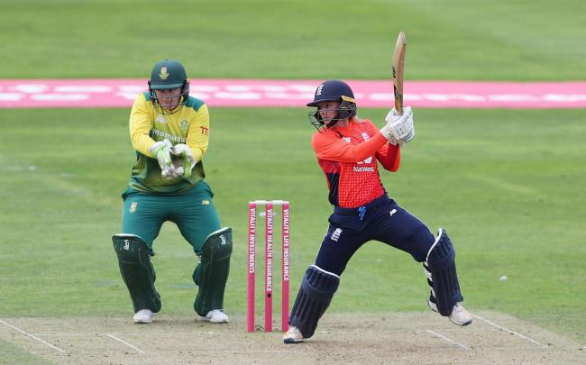 England's Danni Wyatt starred for the Southern Vipers (Picture: David Davies/PA)