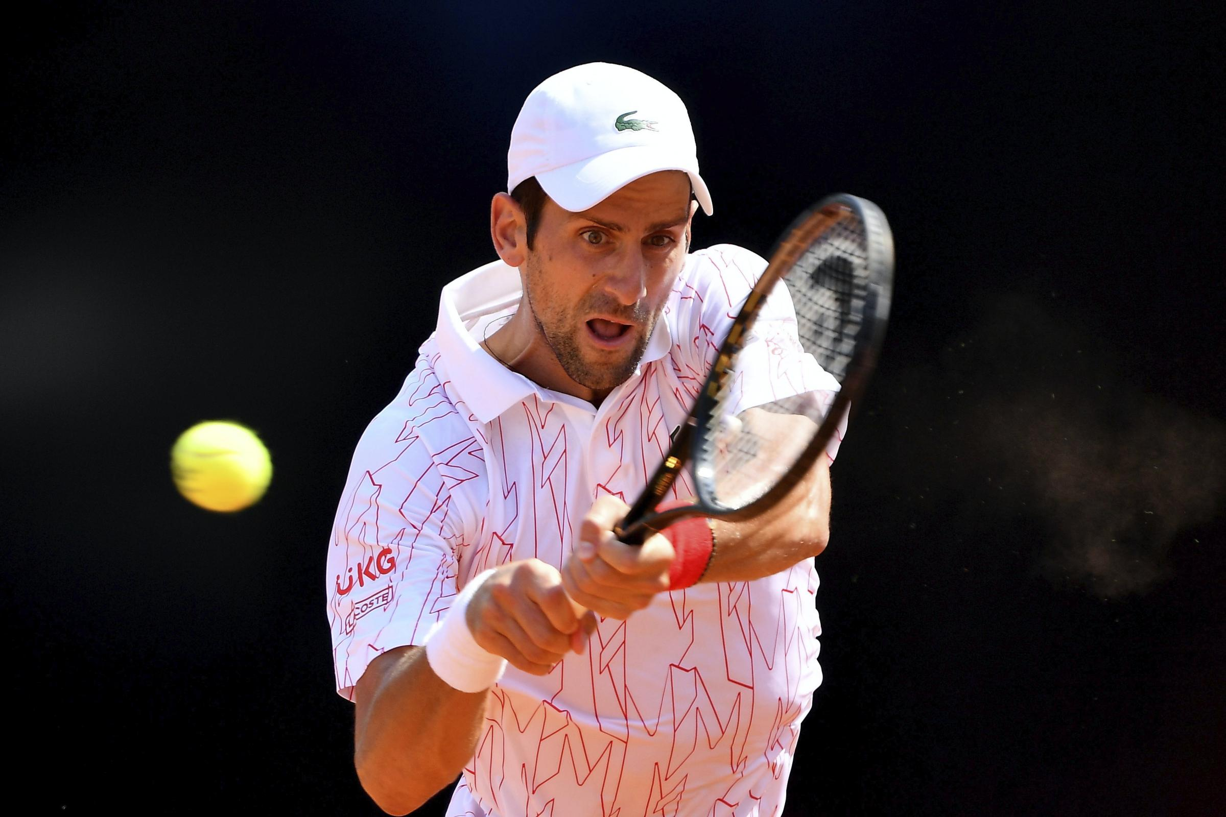Novak Djokovic Claims Fifth Italian Open Title With Win Over Diego Schwartzman Hampshire Chronicle