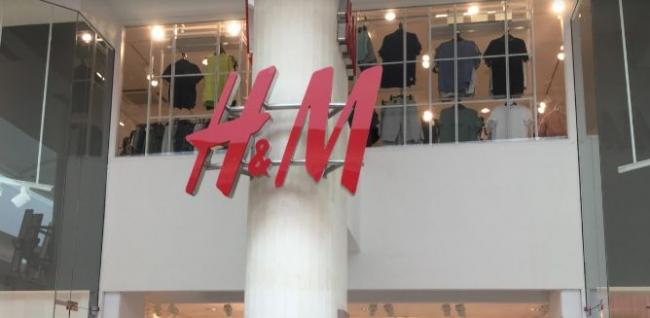 H&M in Westquay Shopping Centre. Photo: Google Street View