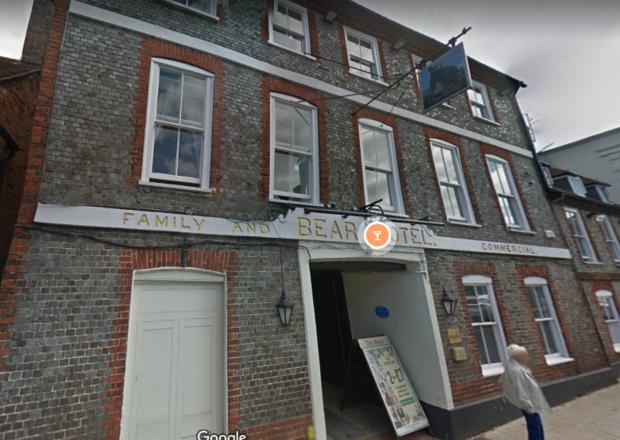 Hampshire Chronicle: Google Street View