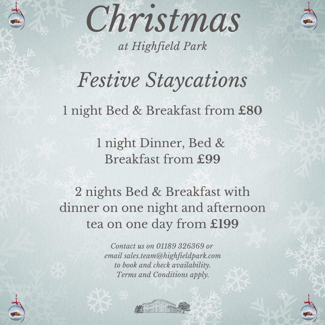 Festive Staycations