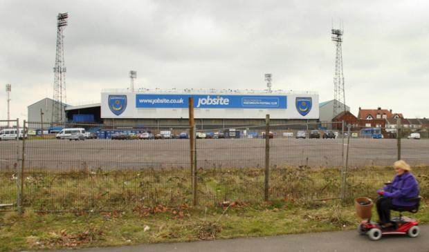 Hampshire Chronicle: Fratton Park