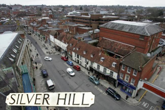 A new Silver Hill scheme is set to be revealed