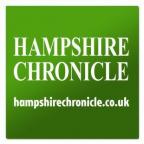 Hampshire Chronicle: Green website logo for Hampshire Chronicle