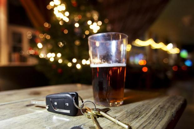 Man banned from the roads for drink driving