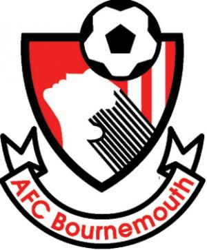 Hampshire Chronicle: Football Team Logo for Bournemouth